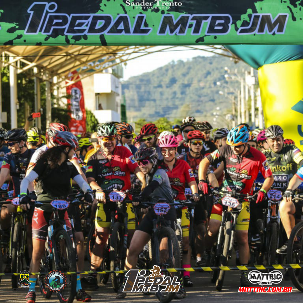 1º Pedal MTB JM – Jacinto Machado/SC