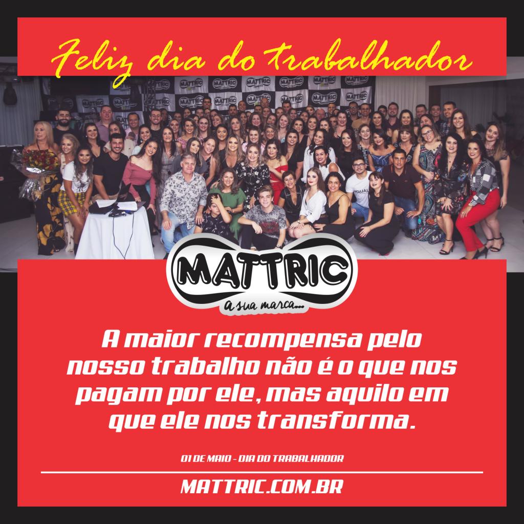 Festa dos Trabalhadores – Mattric